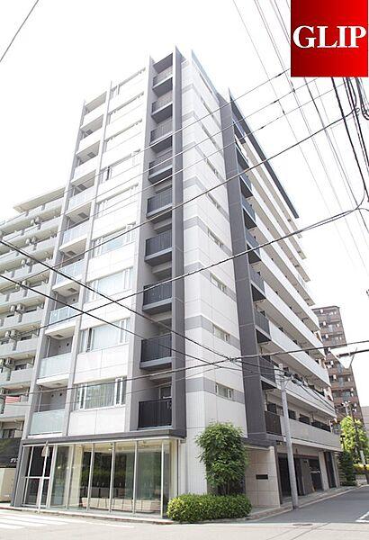 パークアクシス横浜反町公園[10階]の外観