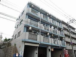 ギャラン千代ヶ崎[1階]の外観