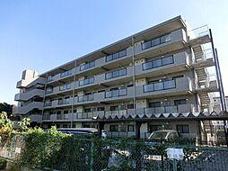 ソレアードハサマ[2階]の外観