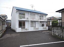 本田コーポ[103・201号室]の外観