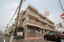 愛知県名古屋市昭和区雪見町2丁目の賃貸マンションの外観