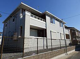 三重県鈴鹿市寺家4丁目の賃貸アパートの外観
