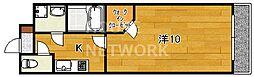 Uni Eterna京都壬生[403号室号室]の間取り