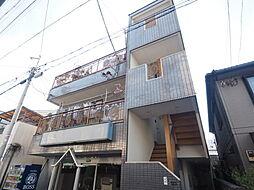 マンション五番館[4階]の外観