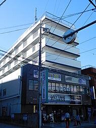 中台ビル[3階]の外観