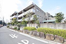 埼玉県川越市上野田町の賃貸マンションの外観