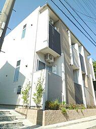 愛知県名古屋市瑞穂区惣作町3丁目の賃貸アパートの外観