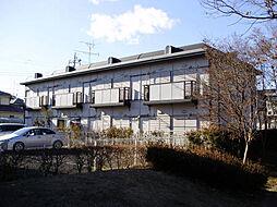 嵐山ハイツII[202号室]の外観