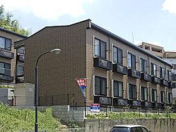 阪急千里線 山田駅 バス18分 下山田下車 徒歩4分の賃貸アパート
