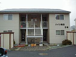 長野県松本市大字南浅間の賃貸アパートの外観