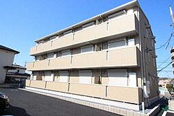 千葉県千葉市若葉区貝塚町の賃貸アパートの外観