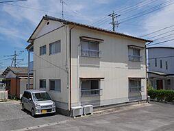 中島アパート[101号室]の外観