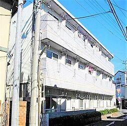埼玉県熊谷市見晴町の賃貸マンションの外観