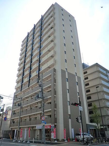 兵庫県尼崎市昭和通4丁目の賃貸マンションの外観