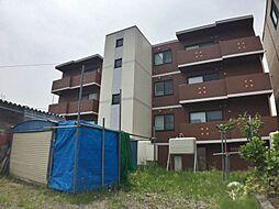 北海道札幌市西区発寒七条9丁目の賃貸マンションの外観