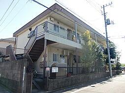 矢ヶ崎ハイツ[1階]の外観