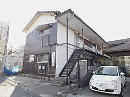 福岡県北九州市戸畑区一枝3丁目の賃貸アパートの外観