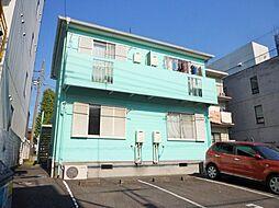 グレース大和田[2階]の外観