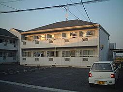 サンヴィレッジ木村E棟[101号室]の外観