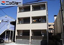 タウンコート清住[3階]の外観