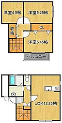 筑豊電気鉄道 希望が丘高校前駅 徒歩9分