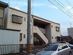 グレース富士[201号室]の外観