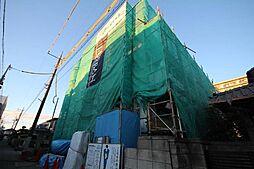 千葉県八千代市八千代台南1丁目の賃貸アパートの外観