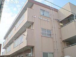三重県松阪市内五曲町の賃貸マンションの外観