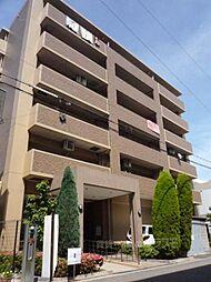 コモドヴィラ天王寺[6階]の外観