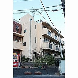 東京都葛飾区東金町6丁目の賃貸マンションの外観