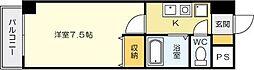ニューライフ園田[303号室]の間取り