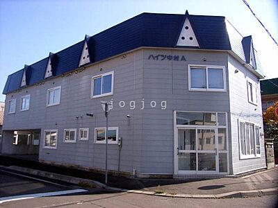 外観,1DK,面積30m2,賃料3.0万円,バス くしろバス三共下車 徒歩1分,,北海道釧路市新栄町2-7