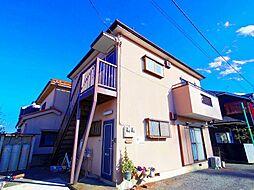 東京都東久留米市下里2丁目の賃貸アパートの外観