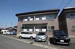 静岡県袋井市方丈6丁目の賃貸アパートの外観