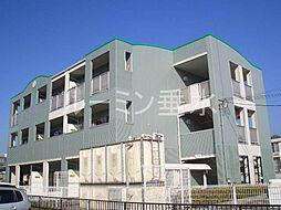ミーツハオス[1階]の外観