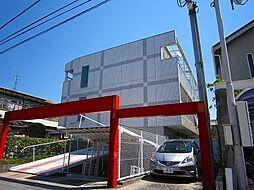 長井マンション[306号室]の外観
