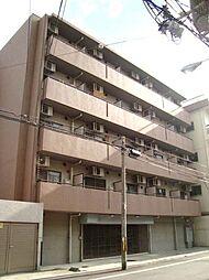 サンドミール阿倍野[2階]の外観