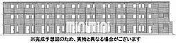 メゾン'Q'[3階]の外観