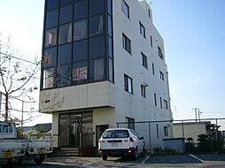 共栄マンション[4階]の外観