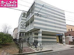 愛知県名古屋市天白区中平3丁目の賃貸アパートの外観