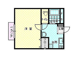 南高田駅 3.8万円