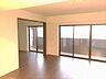 6帖の洋室を開け放すと、LDK合わせ24.6帖の大空間となります。