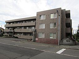北海道札幌市東区北二十一条東23丁目の賃貸マンションの外観