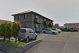山口県宇部市神原町2丁目の賃貸アパートの外観
