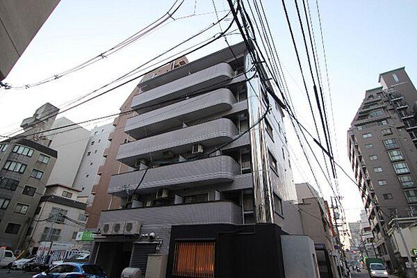 広島県広島市中区富士見町の賃貸マンション