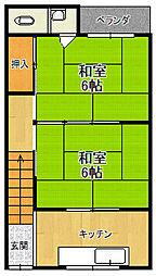 武庫之荘駅 2.0万円