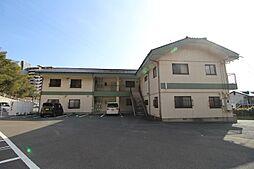 山口県下関市熊野西町の賃貸アパートの外観