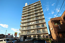 愛知県名古屋市中川区昭和橋通6の賃貸マンションの外観