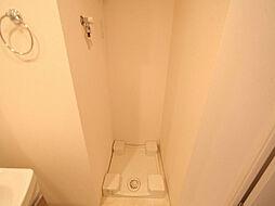 プレサンス丸の内レジデンスIIIの脱衣所 室内洗濯機置場