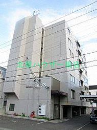 北海道札幌市東区北三十六条東1丁目の賃貸マンションの外観